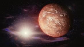 Mars'ta İlk Gece