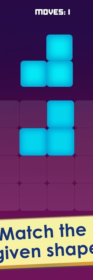Cubic - Shape Matching Puzzle