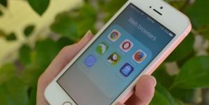 iPhone ve iPad İçin En İyi Ücretsiz İnternet Tarayıcıları