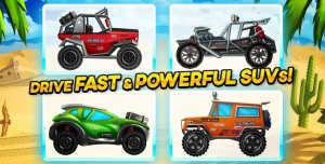 SUV Safari Racing