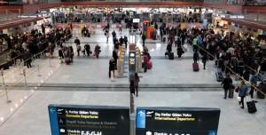 Sabiha Gökçen Havalimanı Teknolojik Kaos Yaşadı