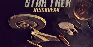 Star Trek: Discovery Dizisi Alışılmadık Şekilde Başladı