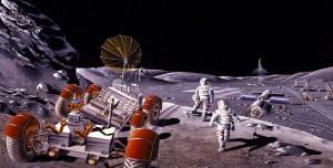ABD ve Rusya Ay'da Üs Kurmak İçin Anlaşmaya Vardı
