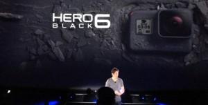 GoPro Hero 6 Piyasaya Çıktı