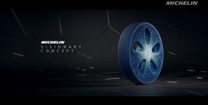 Michelin, Sürücüsüz Araçlar İçin Tekerleği Yeniden İcat Ediyor