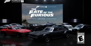Forza Motorsport 7 İçin Hızlı ve Öfkeli 8 Otomobil Paketi Duyuruldu