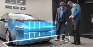 Ford Araba Tasarımlarını HoloLens ile Yapıyor