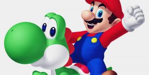 Mario Yıllardır Yoshi'yi Dövüyormuş
