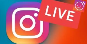 Instagram Canlı Yayınlarda Yüz Filtreleri Kullanabilirsiniz