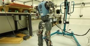 Başsız Robot COMAN İle Tanışın
