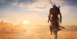 Assassin's Creed Origins AMD Ekran Kartlarını Hiç Sevmedi