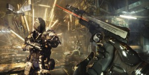 Deus Ex: Mankind Divided Perşembe Akşamına Kadar Ücretsiz!