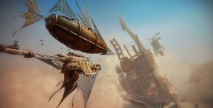 Humble Bundle'da Guns of Icarus Online Bedava!