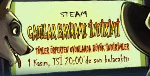 Steam Cadılar Bayramı İndirimi Başladı! İşte Dikkat Çeken Oyunlar