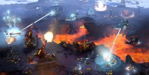 Steam'de Bu Hafta Sonu Warhammer 40,000: Dawn of War III Ücretsiz