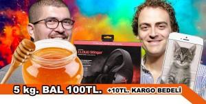Bal Yiyerek 10 Kilo Vermek! - Bomba Hediyeli Video!