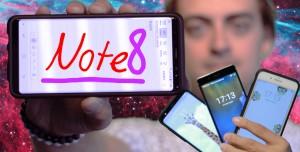 Sadece 5000TL! - Samsung Galaxy Note 8 İnceleme