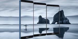 Çift Kameralı ve 18:9 Ekranlı Honor 7x, Tanıtıldı
