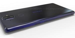 Kavisli Cam Ekran ve Çift Arka Kameralı Nokia 9 mu Geliyor?