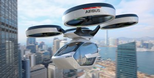 Airbus, Hava Taksisini 2018'de Uçurmayı Planlıyor