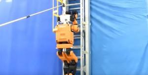 Honda'nın Afet Yardım Robotu Merdiven Bile Çıkabiliyor