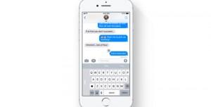 iOS 11: Tek El Klavye Özelliği Nasıl Kullanılır?