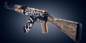 Lisanslı AK-47 Kullanmaya Hazır mısınız?