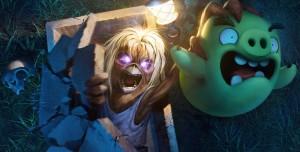 Iron Maiden ve Angry Birds Bir Araya Geldi