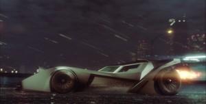 GTA Online'a Batmobile Ekleniyor