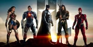 Justice League Kahramanları Bir Araya Geldi
