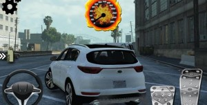 Sportage Driving Simulator