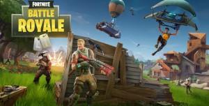 PUBG'ye Ücretsiz Rakip: Fortnite Battle Royale