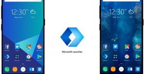 Android İçin Microsoft Launcher Yayınlandı