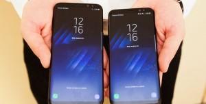 Samsung, Galaxy S8 ve S8 Plus İçin Güncelleme Yayınladı