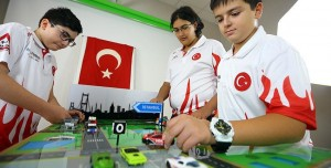 Dünya Robot Olimpiyatın'da Türkiye'yi Temsil Edecek Harika Proje!