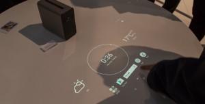Evinizdeki Yüzeyleri Dokunmatik Ekranlara Dönüştürmeye Hazır Olun