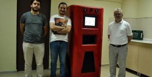 Türk Yapımı Hasta Bakıcı Robot 'HAYAMOR' Geliyor