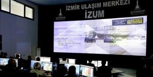 İzmir'in Trafik Sistemi 'Akıllanıyor'