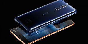 Nokia 8 Türkiye'de Satışa Sunuldu, İşte Fiyatı!