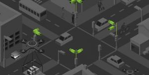NVIDIA, Dünyadaki Kameraları Yapay Zeka İle Birleştirecek