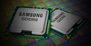 Samsung'un GDDR6 Bellekleri Ekran Kartlarını Coşturacak