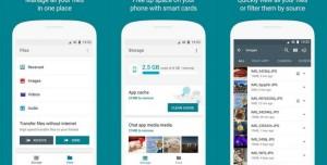 Google Kendi Android Dosya Yöneticisini Yayınladı