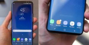 Samsung Galaxy S9 İlk Kez Görüntülendi!