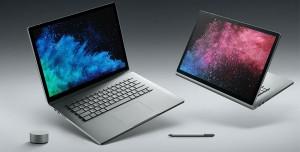 Microsoft Surface Book 2'de Şarj Problemi Ortaya Çıktı
