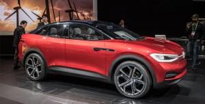 Volkswagen Yeni Elektrikli Konsepti I.D. CROZZ'u Sergiledi