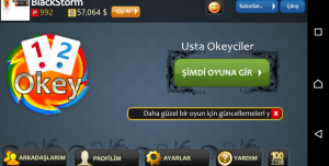 Oyunpark Okey Online