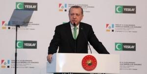 Erdoğan Cep Telefonlarına Verdi Veriştirdi