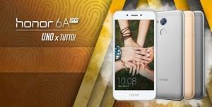 """Huawei Honor 6A, Avrupa'ya """"6A Pro"""" İsmiyle Geliyor"""