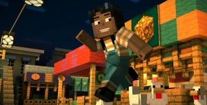 Minecraft Hikaye Modu için Yeni Video Yayınlandı