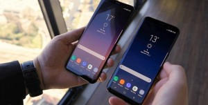 Samsung'dan Galaxy S8 ve S8+ İçin Kasım Güncellemesi Geldi